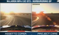 Video confronto tra Assetto Corsa e Project CARS