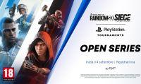 Tom Clancy's Rainbow Six Siege entra nella PlayStation Tournament Open Series