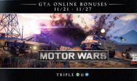 GTA Online - Ricompense triple in Guerriglia motorizzata