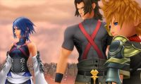 Kingdom Hearts HD 2.5 - Jump Festa trailer