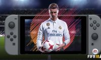 FIFA 18 - Disponibile un nuovo video gameplay su Nintendo Switch
