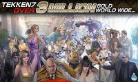Tekken 7 supera i 3 milioni di copie vendute in tutto il mondo