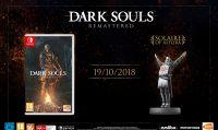 Dark Souls Remastered - Confermata la data di lancio su Switch e le caratteristiche di quest'edizione