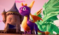 Spyro Reignited Trilogy - Nuovo video gameplay del livello Hurricos