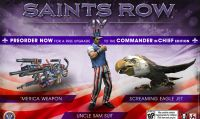Saints Raw 4: Commander in Chief Edition solo in Pre-Order