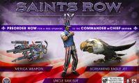 Saints Raw 4: Commander in Chief Edition solo in Pre-Order