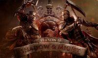 For Honor - Nella Stagione 2 arrivano il Centurione e lo Shinobi