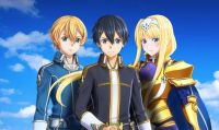 Sword Art Online Alicization Lycoris è ora disponibile