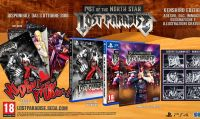Fist of the North Star: Lost Paradise - La Kenshiro Edition sarà disponibile il 2 Ottobre 2018 per PS4