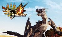 Rilasciate nuove immagini di Monster Hunter 4 Ultimate