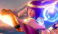 Menat arriva su Street Fighter V - Ecco il suo trailer di presentazione