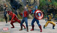 Marvel Heroes Omega in arrivo su PS4 e Xbox One