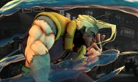 Nuovo gameplay dalla beta di Street Fighter V