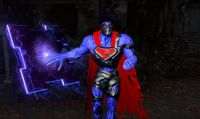 Infinite Crisis - Nightmare Superman