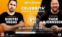 Mortal Kombat 11 - Il DJ Dimitri Vegas e la 'Montagna' Hafþór Júlíus Björnsson si sfideranno alla GamesCom 2019