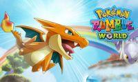 A gennaio la versione fisica di Pokemon Rumble World