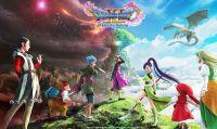 Dragon Quest XI si aggiorna con l'update 1.01