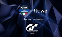 ESL Italia annuncia l'ingresso di GT Sport all'interno di ESL Flowe Championship