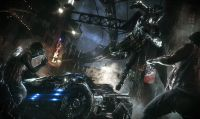 Batman: Arkham Knight - Su PS4 problemi legati alle classifiche