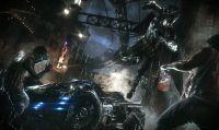 Batman: Arkham Knight - Su PS4 problemi legati alle classifiche