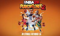 Gioca senza limiti con NBA 2K Playgrounds 2, dal 16 Ottobre!