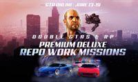 GTA Online - Ricompense doppie in tutte le missioni di recupero della Premium Deluxe e nelle sfide della base missilistica