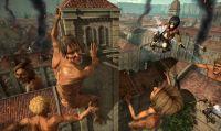 Attack on Titan 2 - Dieci minuti di gameplay offscreen dalla Paris Games Week