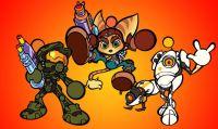 Svelati i doppiatori dei personaggi in arrivo su Super Bomberman R