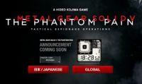 Metal Gear Solid V - Mercoledì sapremo la data di lancio?