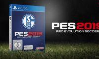 Prime immagini e informazioni sulla Schalke 04 Edition di PES 2019