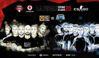 Conclusi i playoff dell'ESL Vodafone Championship