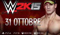 La cover di WWE 2K15