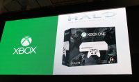 Bundle di Xbox One bianca con Halo