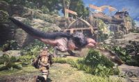 Monster Hunter World - Su Steam superati i 240.000 giocatori connessi nello stesso momento