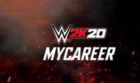 WWE 2K20 - Ecco il MyCareer trailer