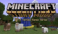 Tutti gli episodi di Minecraft: Story Mode in arrivo su Switch