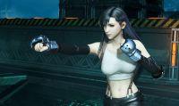 Tifa approda su Dissidia Final Fantasy NT