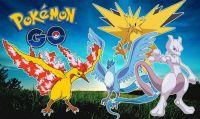 Quest'estate Pokémon GO potrebbe diventare… Leggendario!