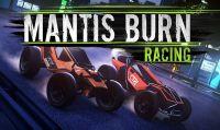 Mantis Burn Racing è disponibile su Nintendo Switch
