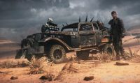 Eccovi due nuovi screeshots di Mad Max