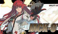 Jack-O' da oggi disponibile nel roster di Guilty Gear -Strive-