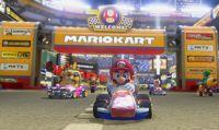 Immagini e trailer per Mario Kart 8