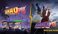 Arriva Barack Obama in Shaq Fu: A Legend Reborn