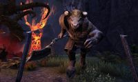 TES Online - Disponibile Horns of the Reach