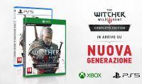 The Witcher III in arrivo su next gen