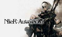 Presentato il merchandising di NieR: Automata disponibile allo Square Enix Cafe di Tokyo