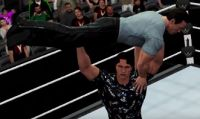 Arnold 'The Terminator' Schwarzenegger in WWE 2K16