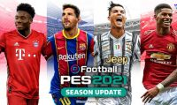 PES 2021 è retrocompatibile con PS5 e Xbox Series X/S
