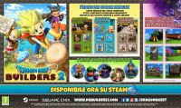 Dragon Quest Builders 2 è disponibile su Steam