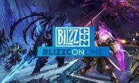 Svelato il programma della BlizzConline